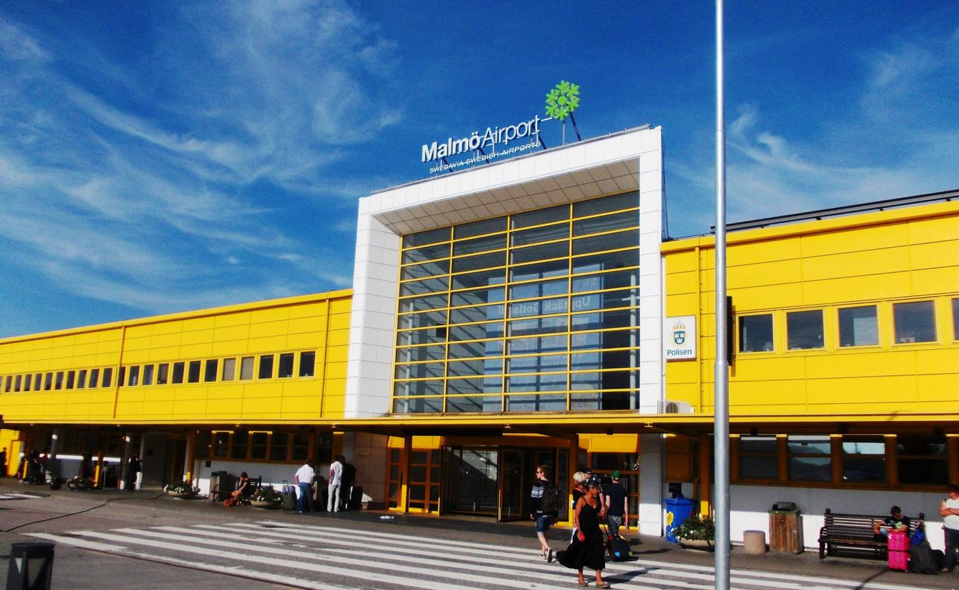 Аэропорт Мальмё - Стуруп