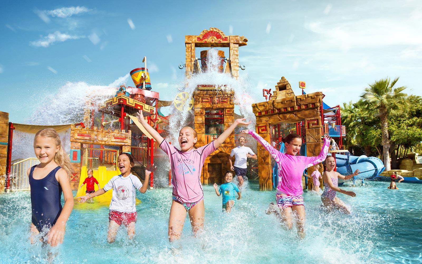 Игровой комплекс Splashers