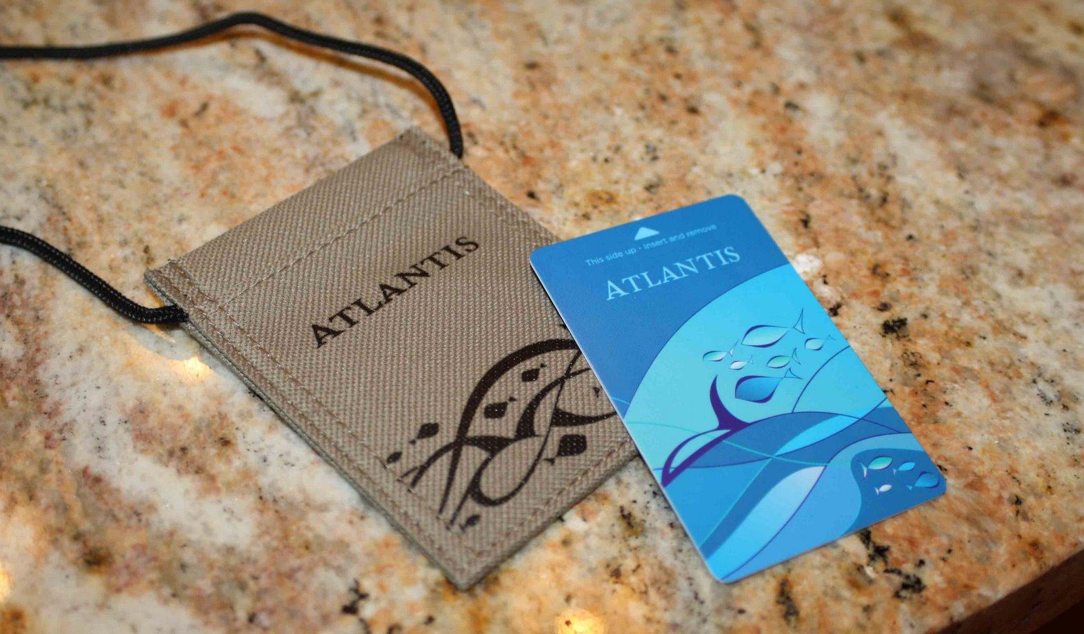 Для гостей отеля «Атлантис» вход в аквапарк бесплатный
