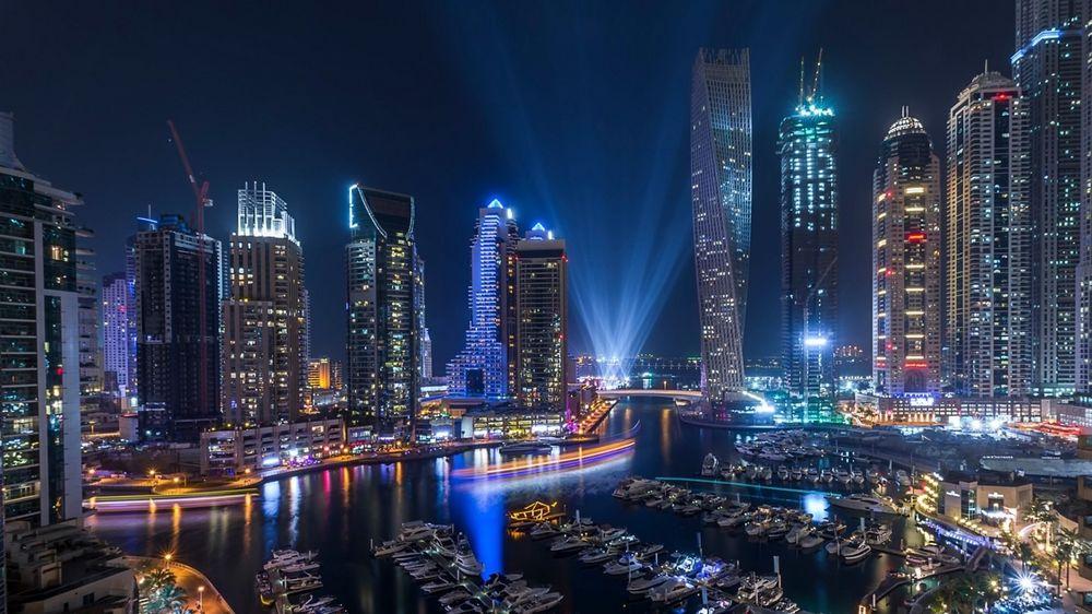 Ночи в ОАЭ