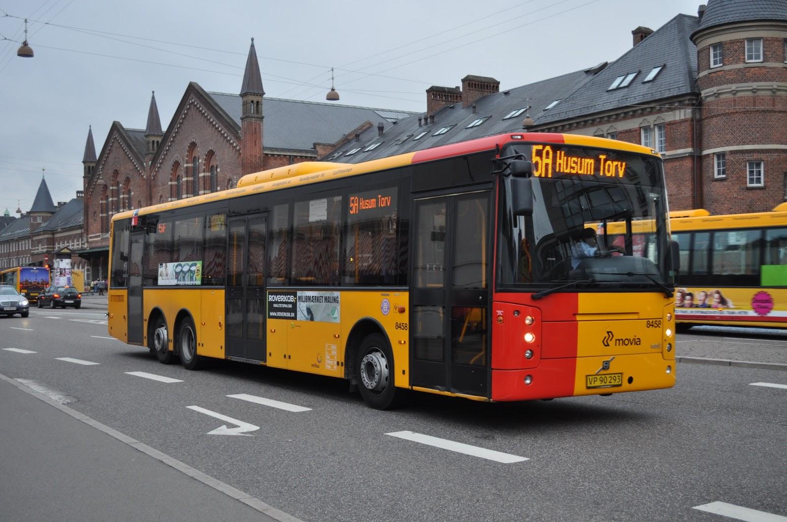 Общественный транспорт в Копенгагене
