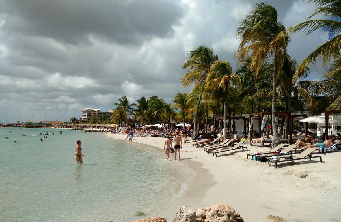 Пляж Мамбо