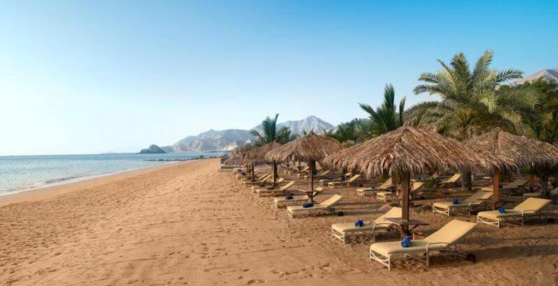 Пляж Фуджайры