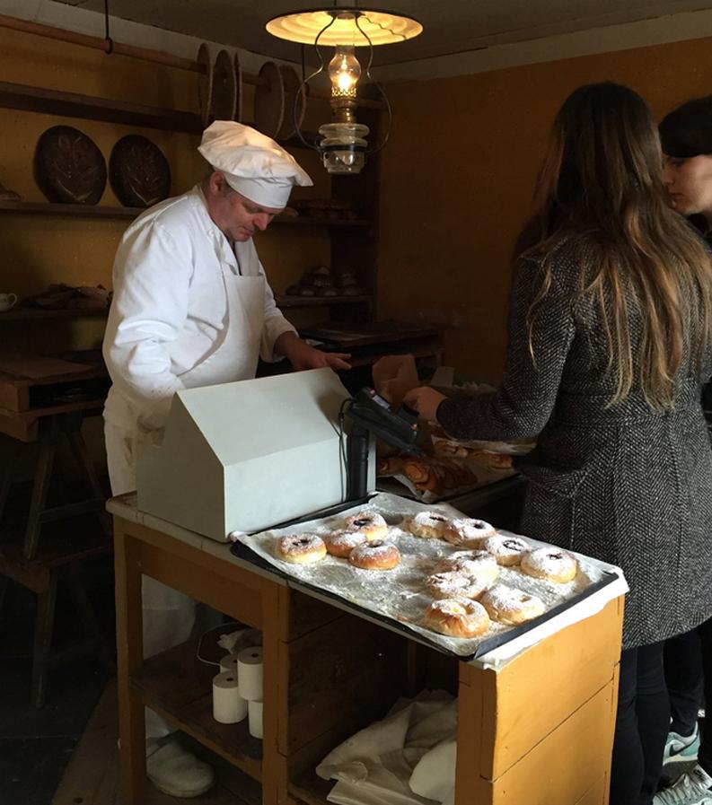 Хлебопекарня Bakery работает с 1870 года