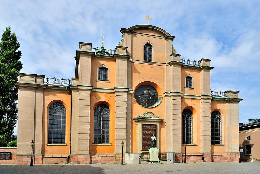Собор Святого Николая, Стокгольм