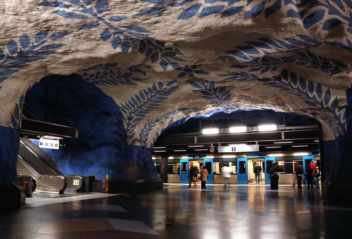 Станция T-Centralen