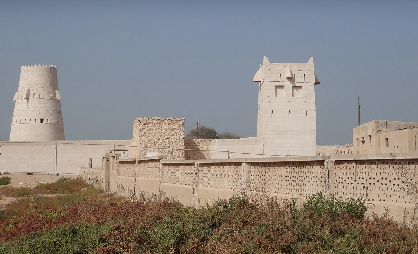 Старый город Рас-эль-Хайма