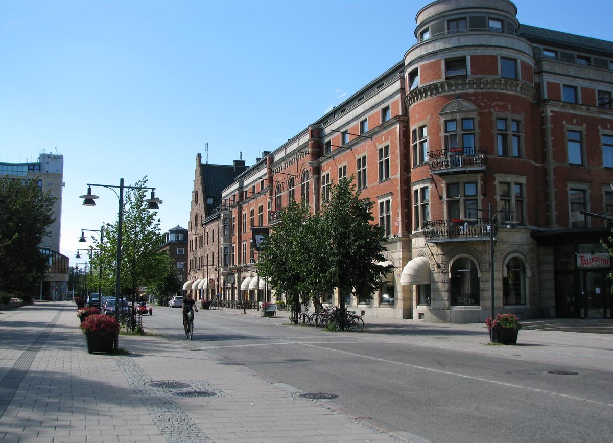 Улица города Лулео