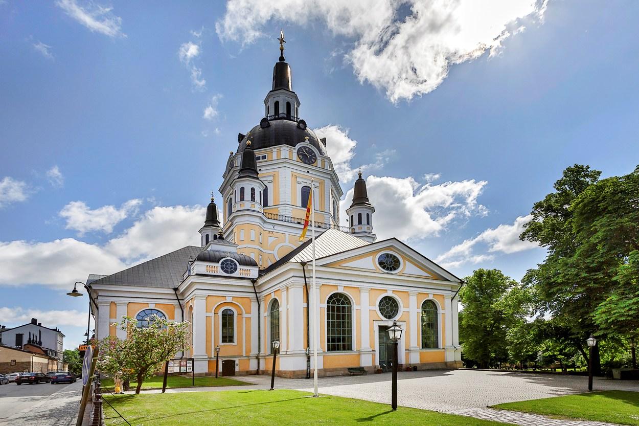 Храм Катарины, Стокгольм