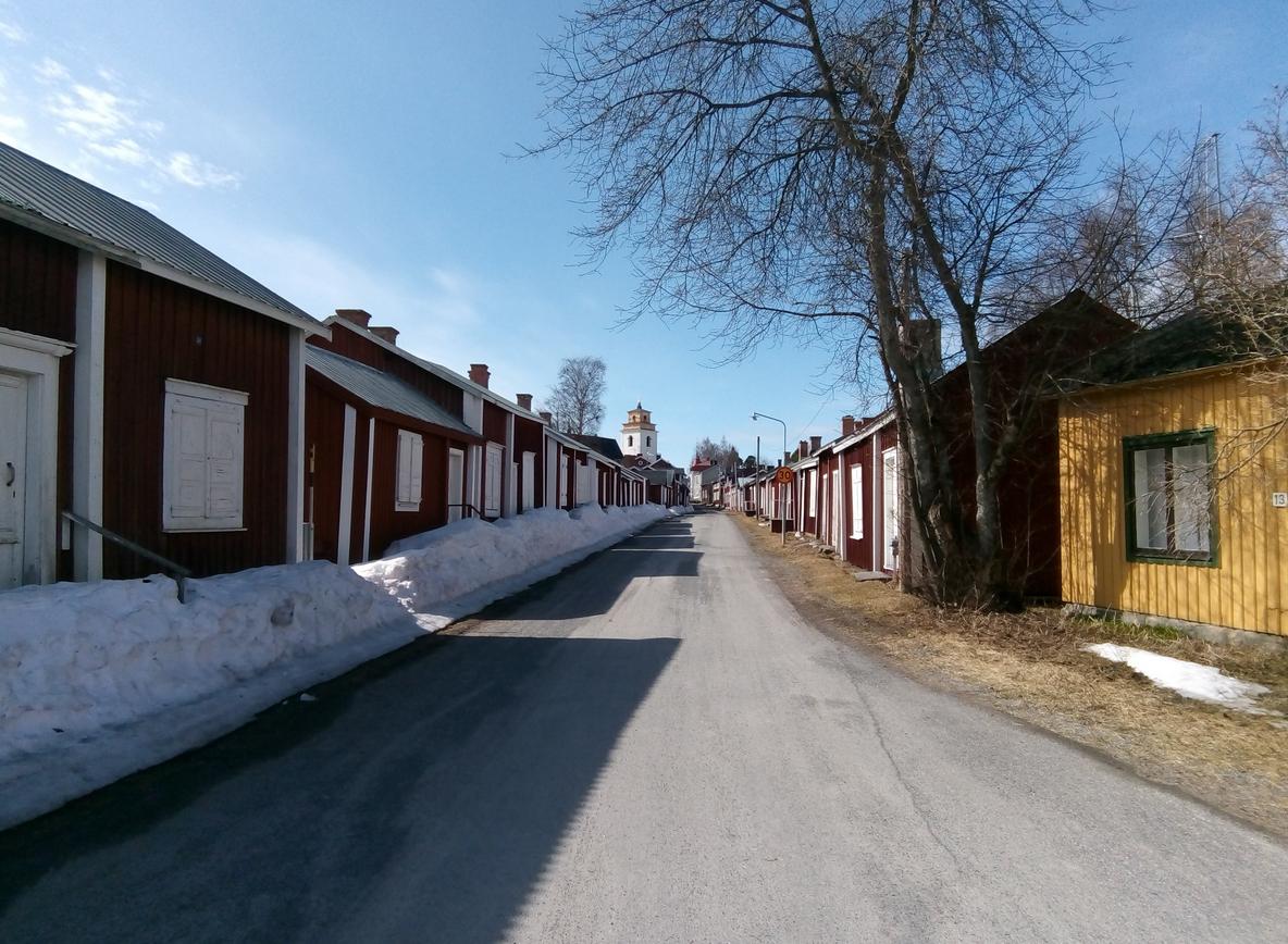 Улочка Церковного городка