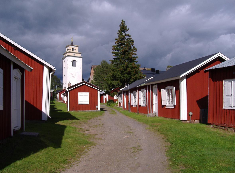 Церковный городок Гаммельстад