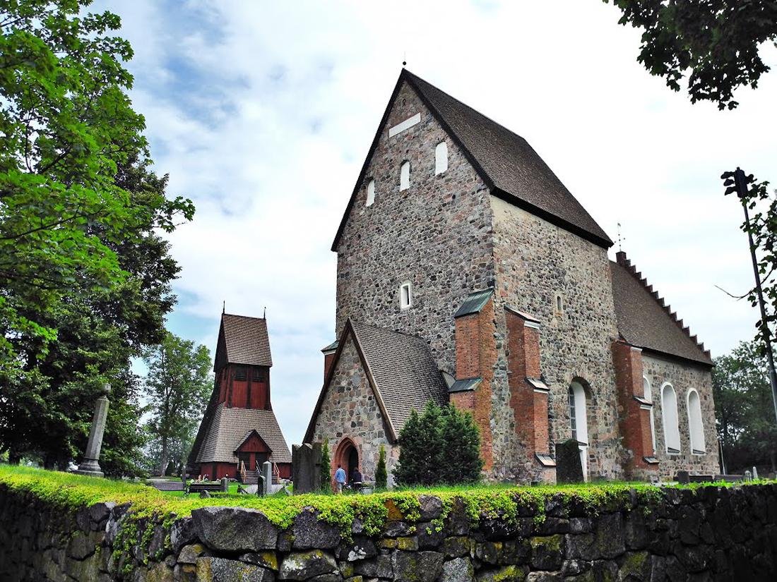Церковь Старой Уппсалы