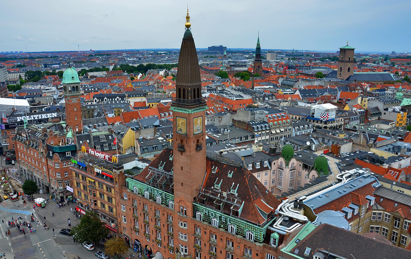 Что посмотреть в Копенгагене
