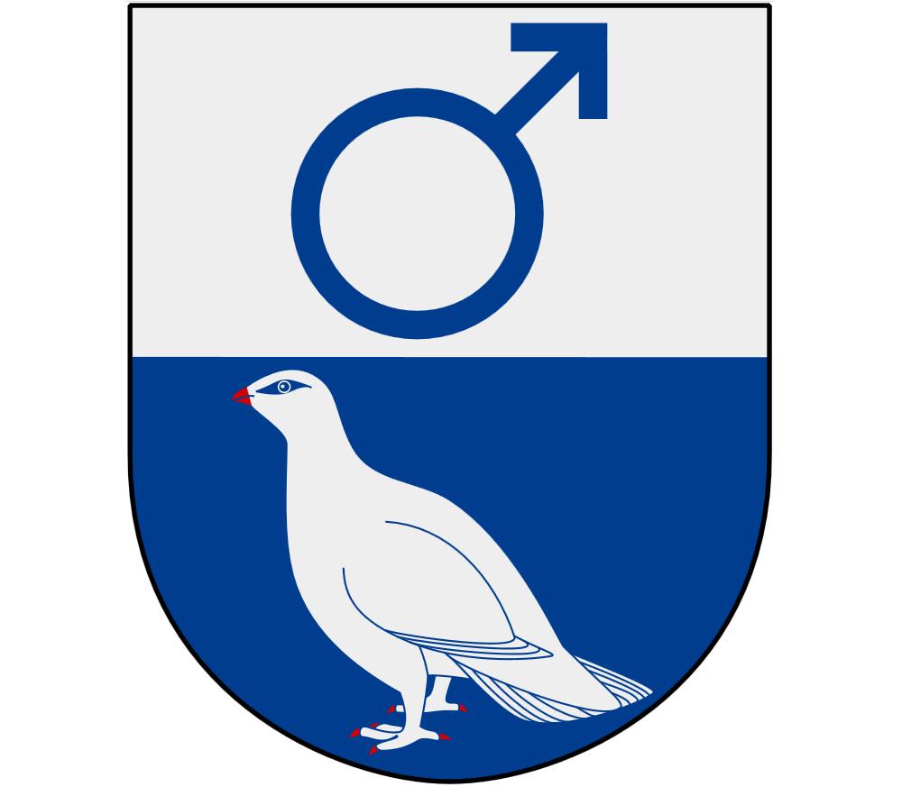 Герб города Кируна