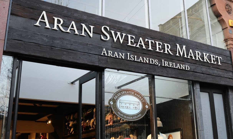 Магазин Aran Sweater Market