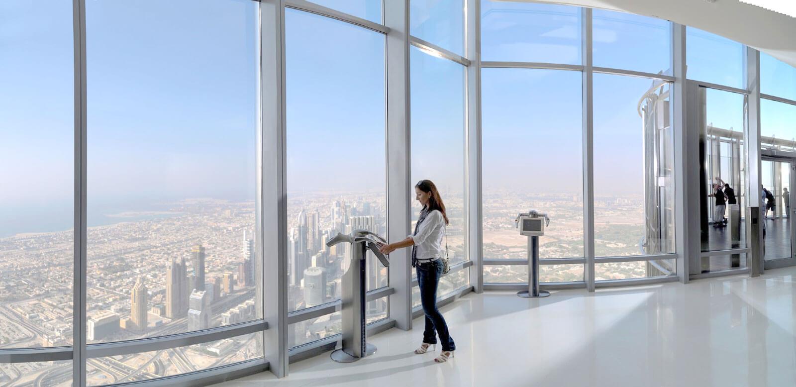 At The Top, Бурдж Халифа