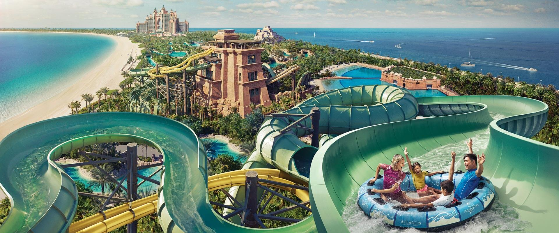 Аквапарк Aquaventure Water Park