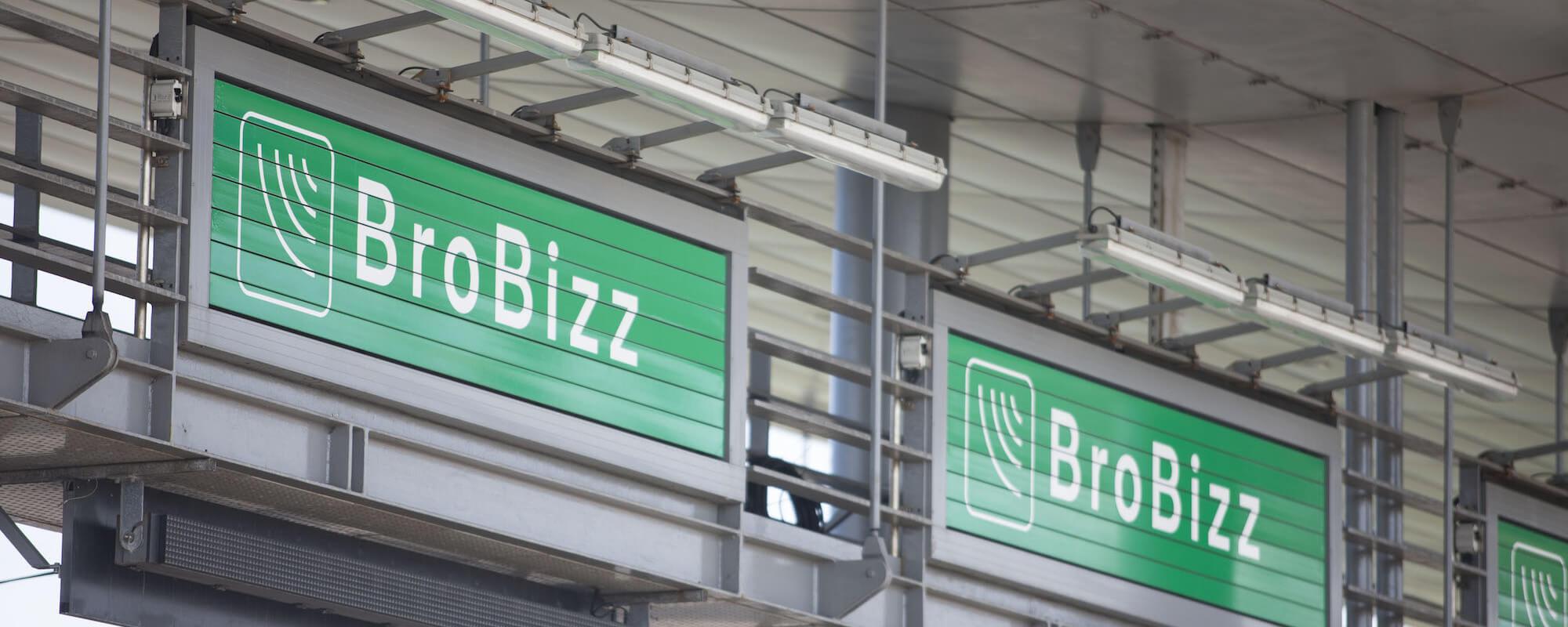Зеленые – для пользователей BroBizz