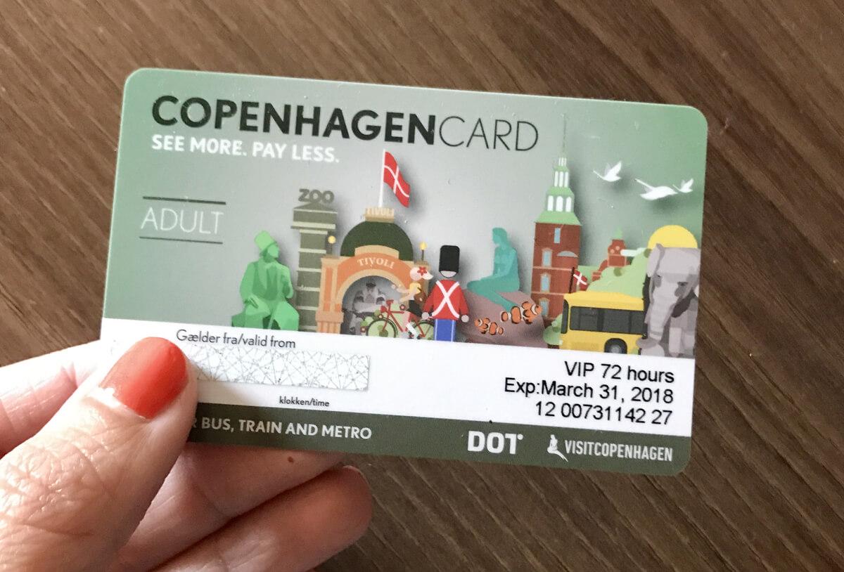 Стоит ли покупать Сopenhagen card