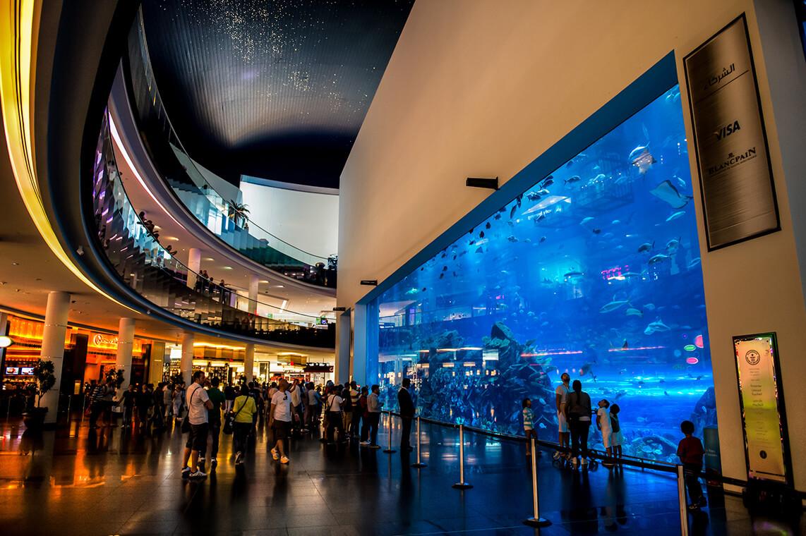 ТЦ Dubai Mall