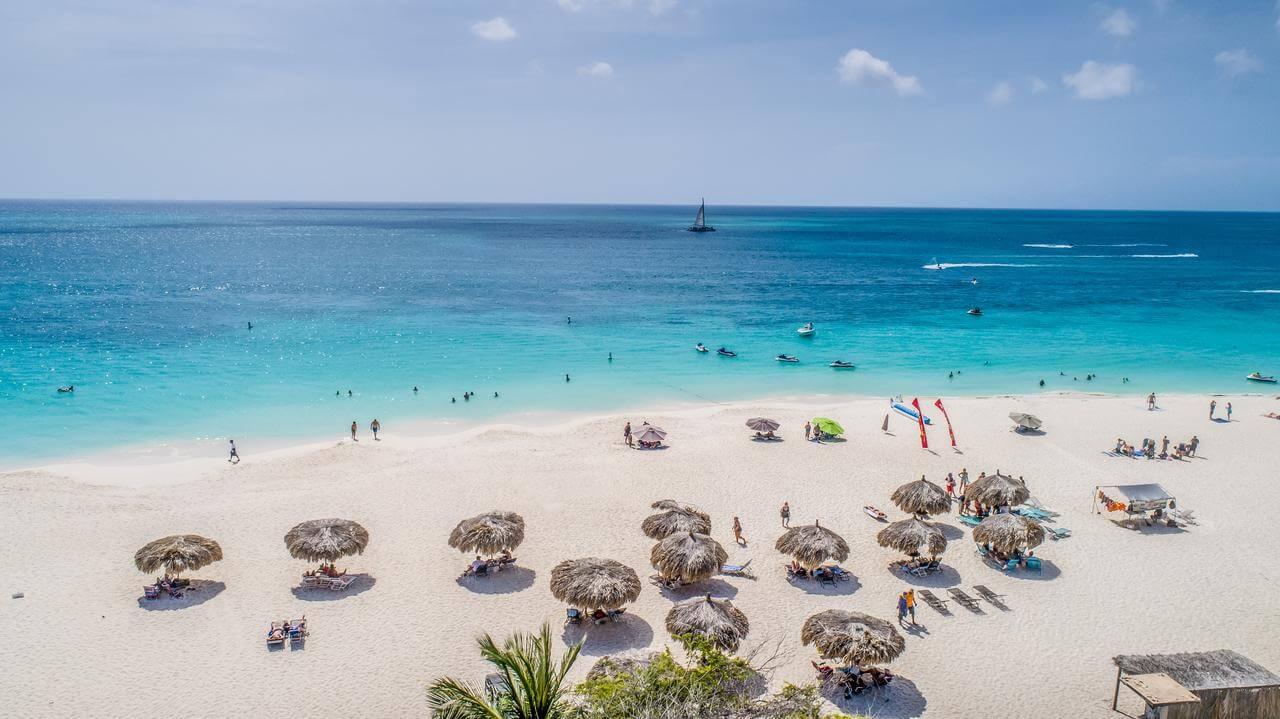 Пляжи Манчебо