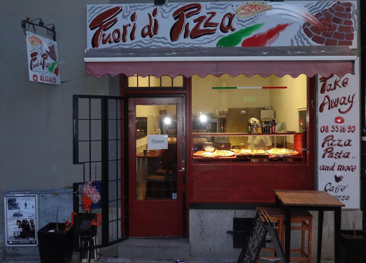Пиццерия Fuori Di Pizza