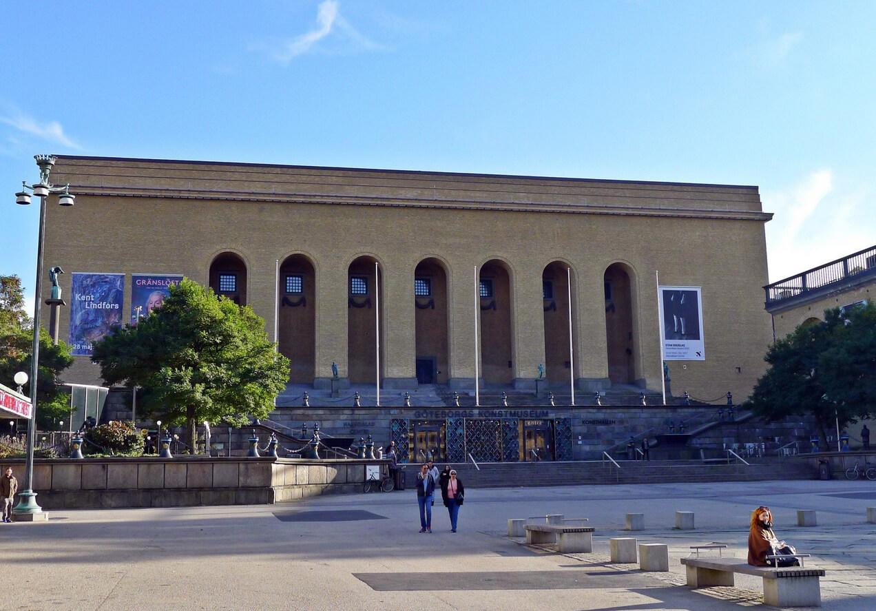 Музей современного искусства в Гётеборге