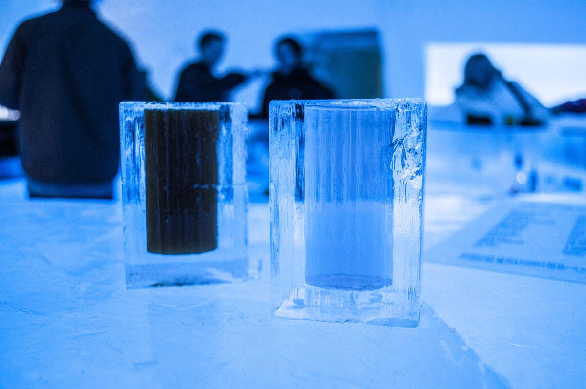 Icebar Ледяного отеля