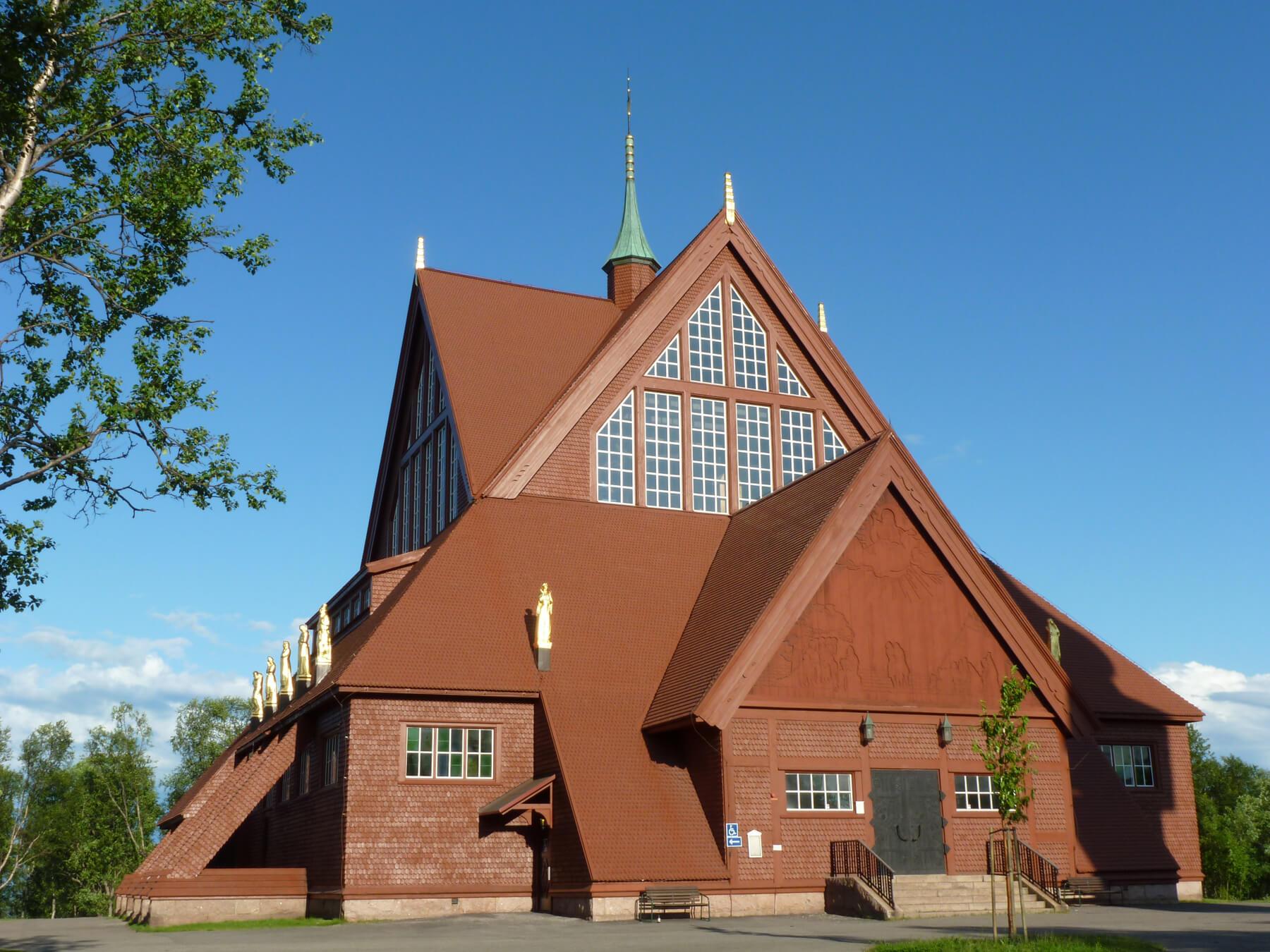 Церковь Кируны