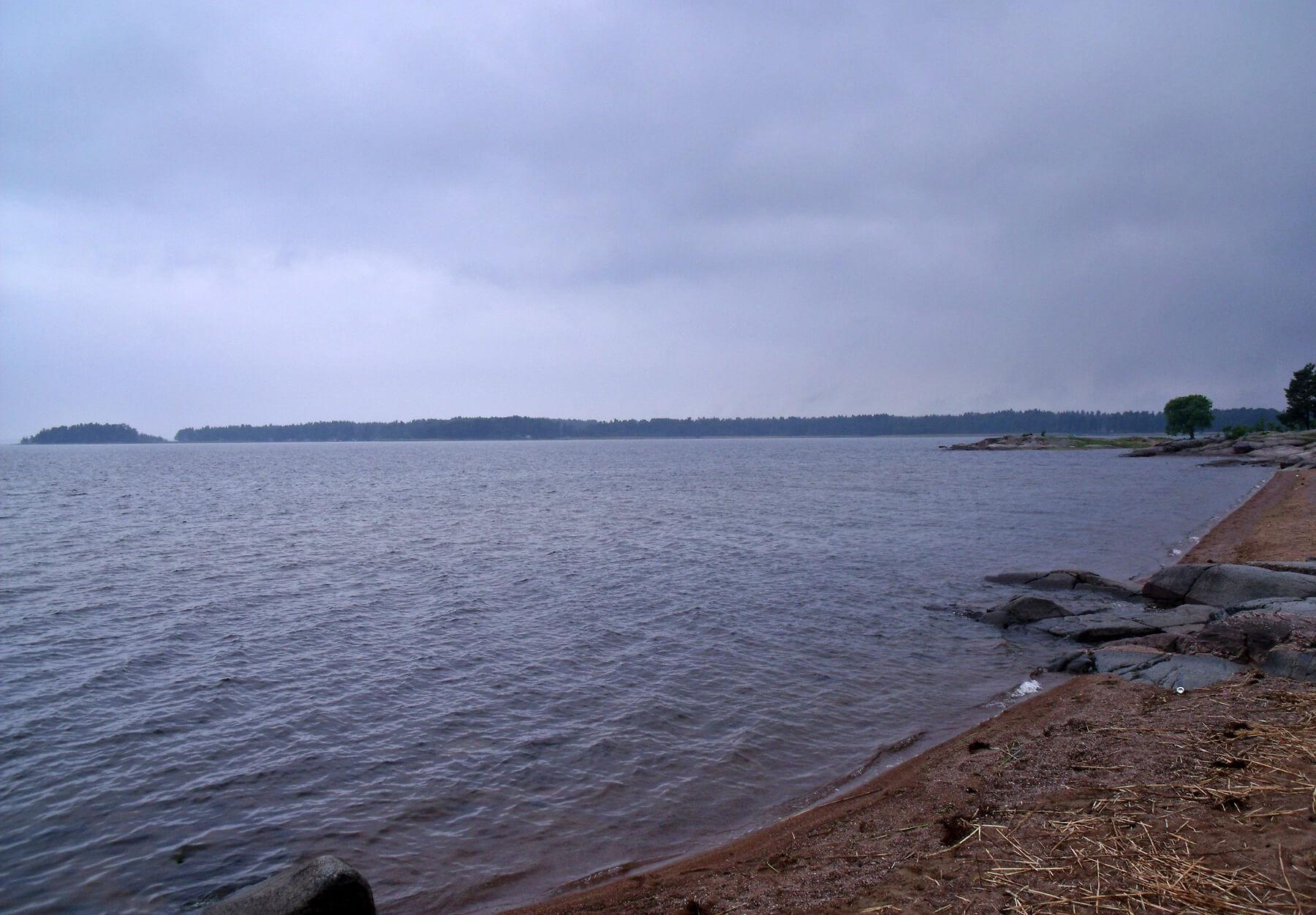 Карлстад у озера Венерн