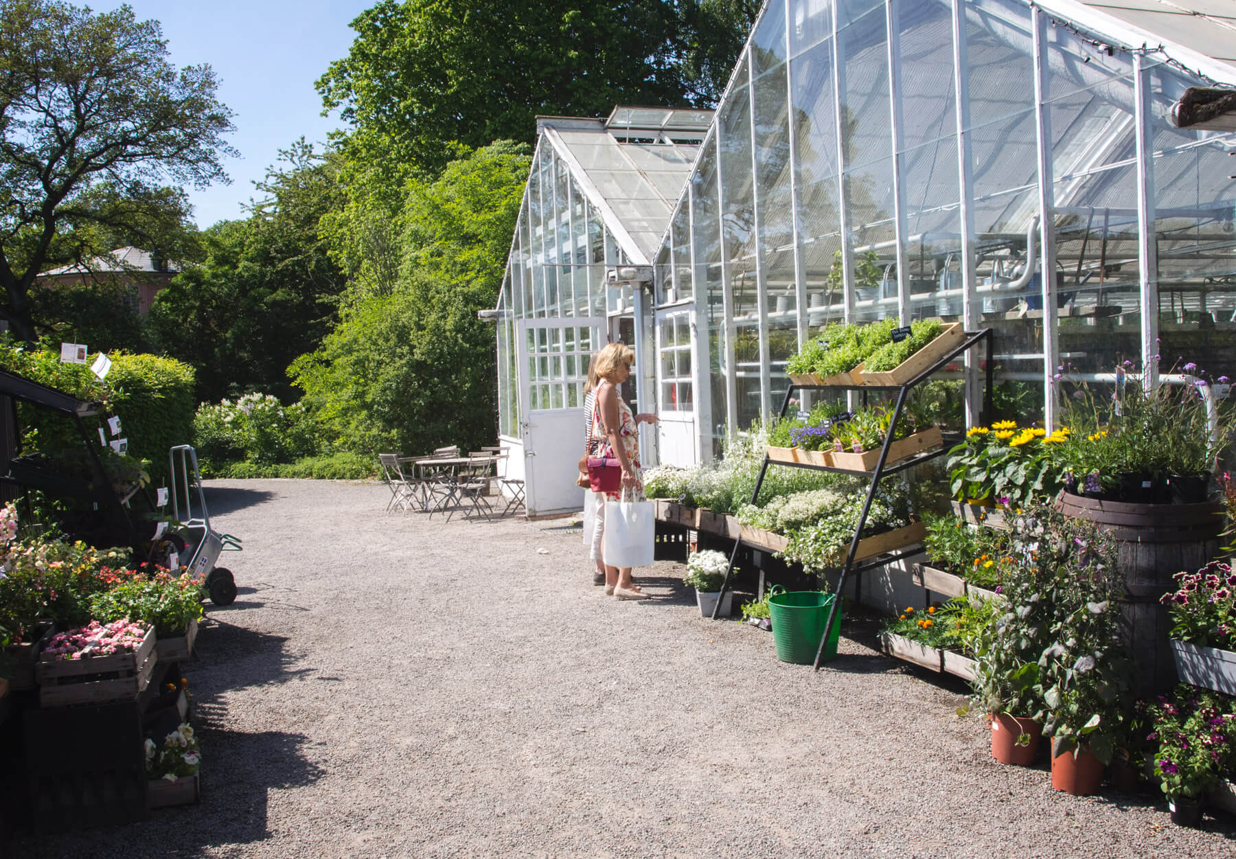 «Зеленый комплекс» Rosendals Garden