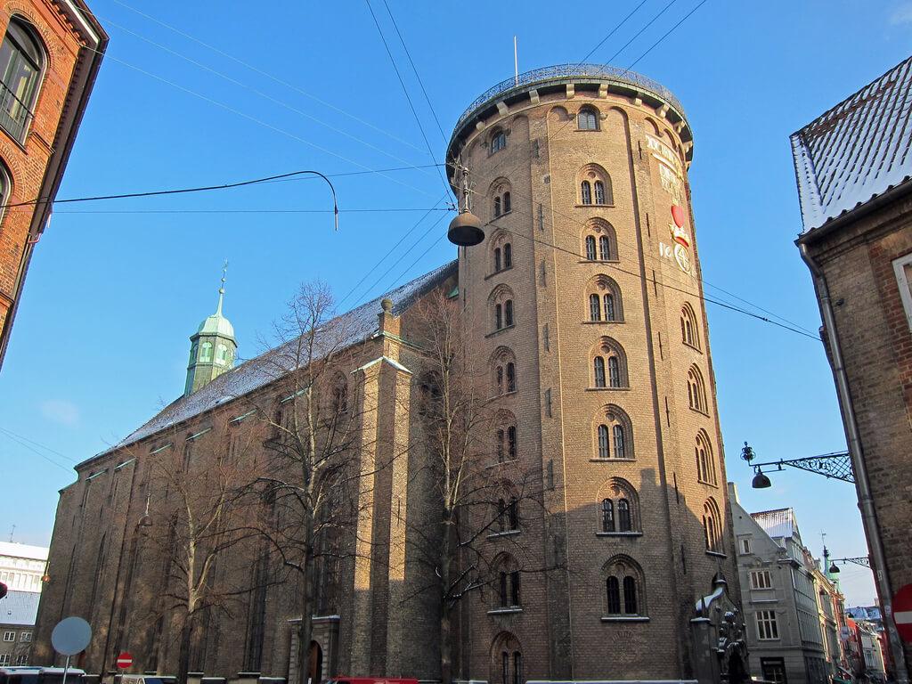 Круглая башня Rundetaarn