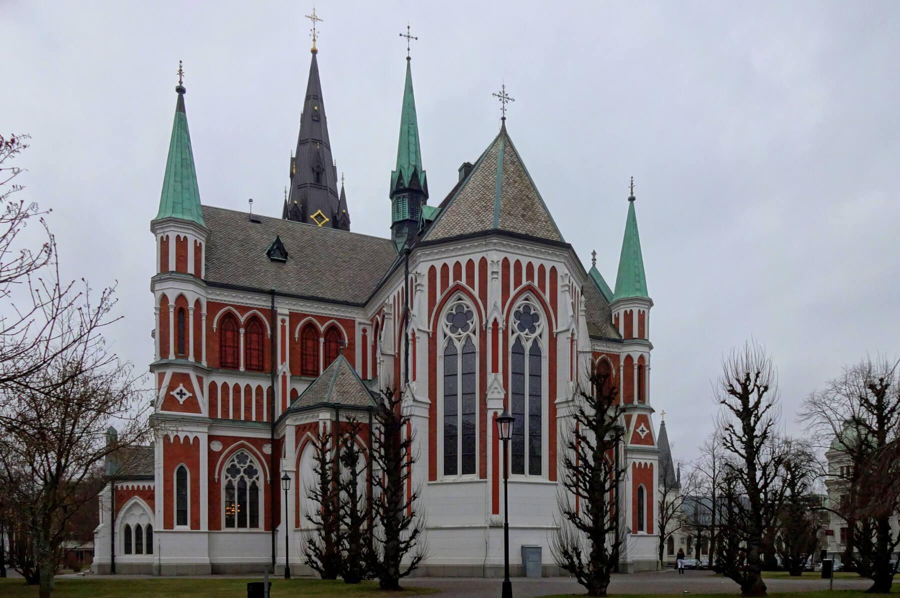 Церковь Sofiakyrkan