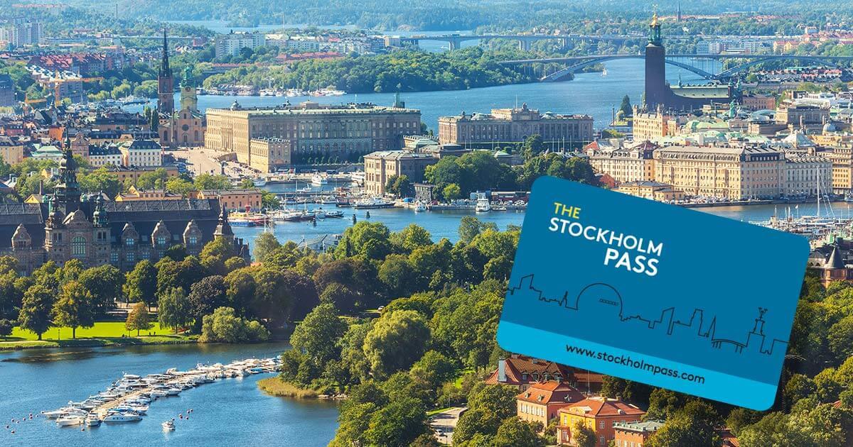 Карточка Stockholm pass