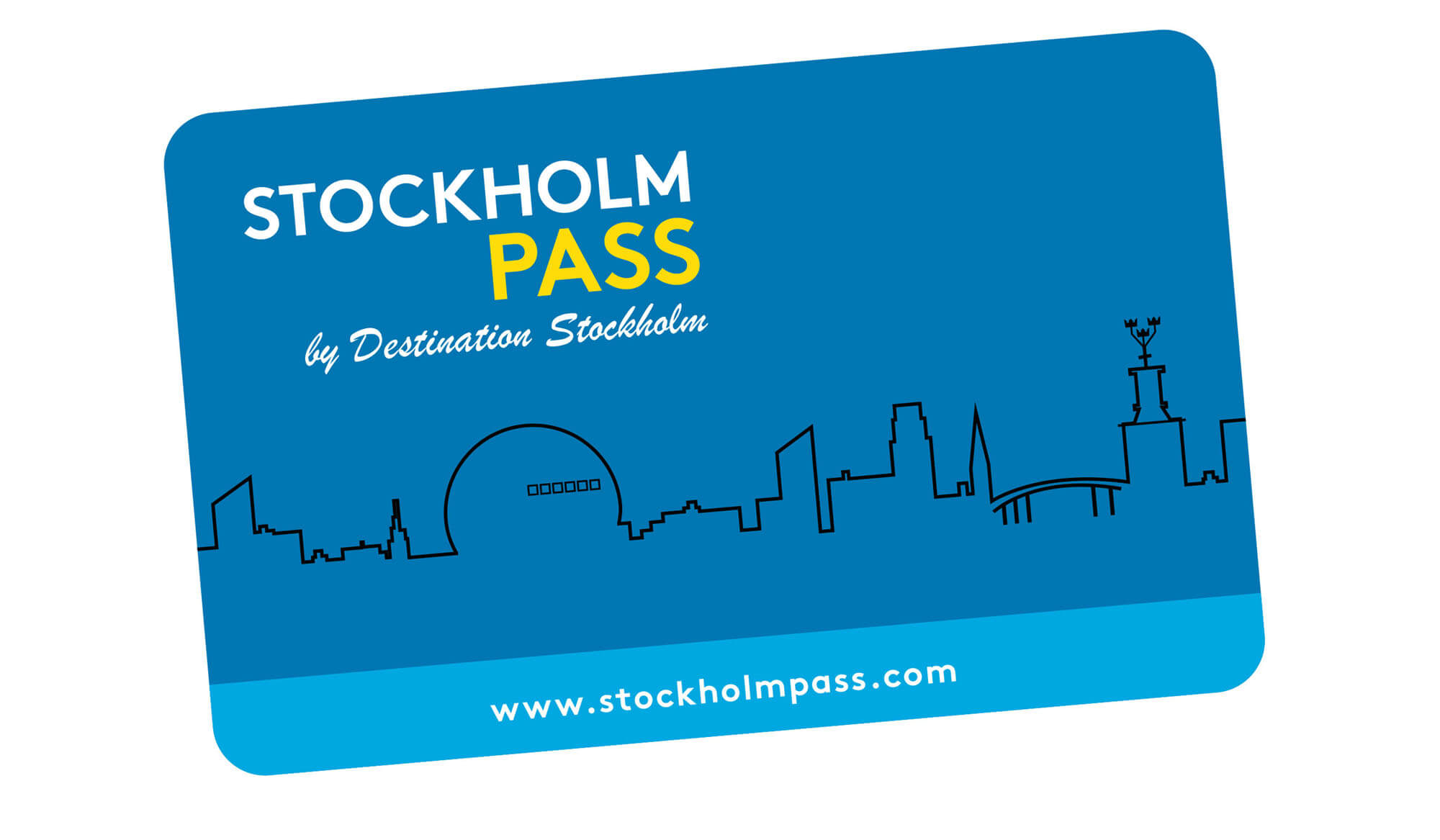 Стокгольм пасс — универсальная карта туриста