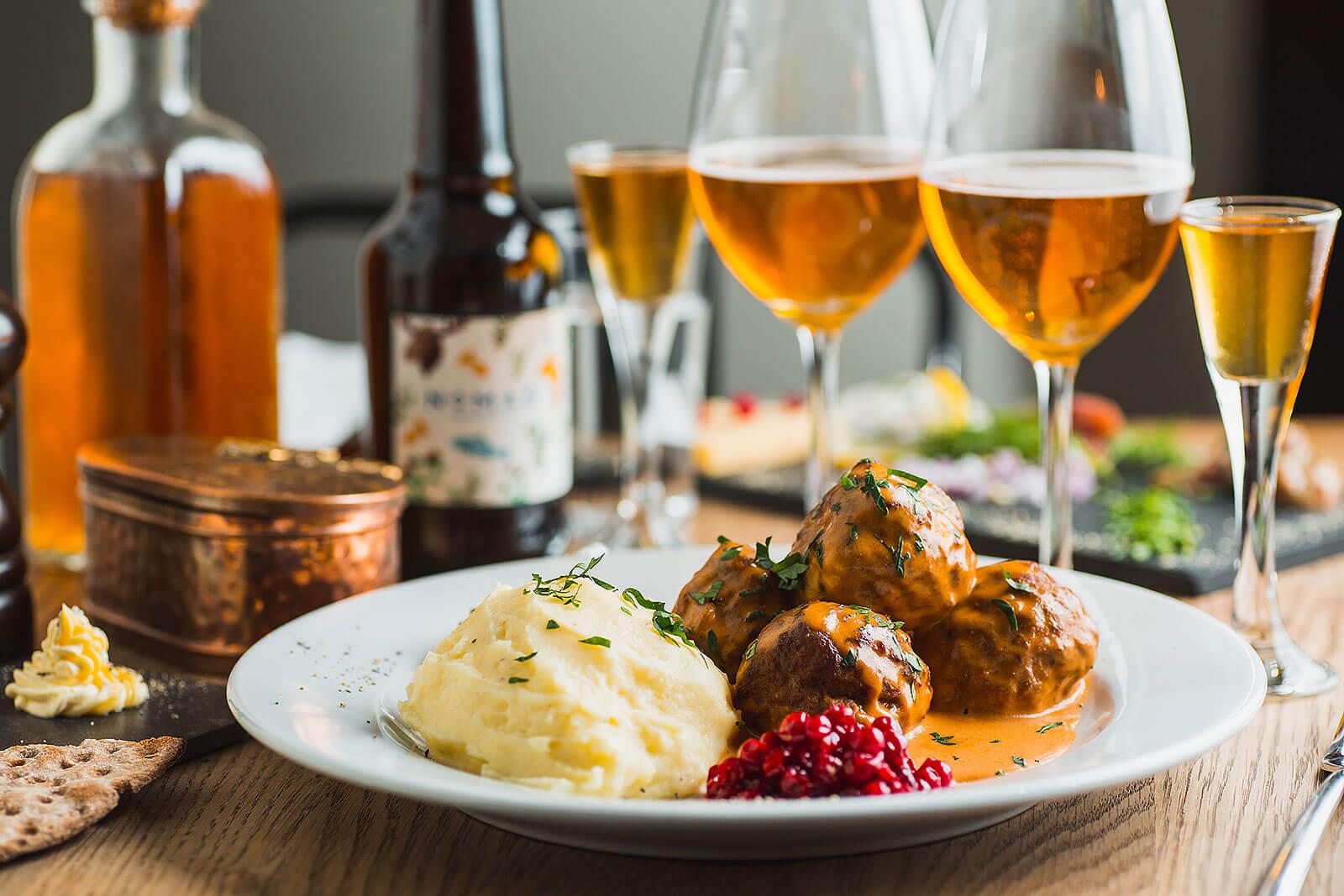 Шведские национальные блюда