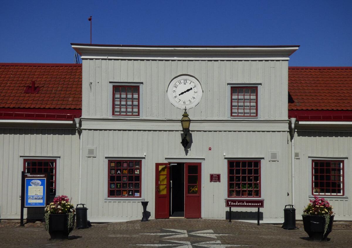 Музей Tändsticksmuseet