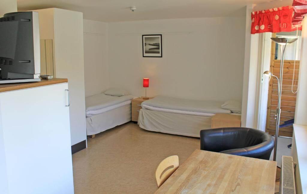 В апарт-отеле Volontärgatans Lägenhetshotell