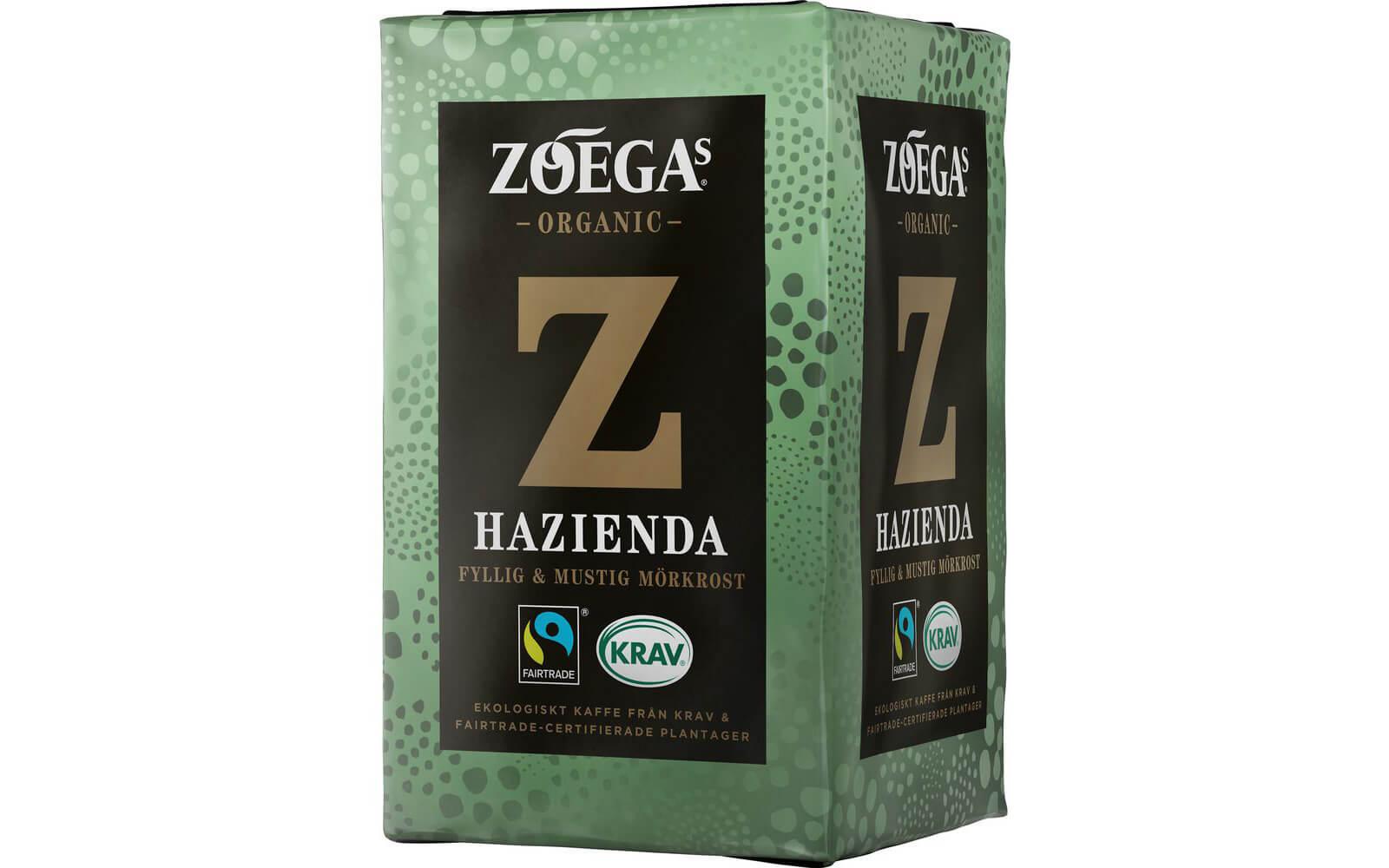 Кофе Zoega