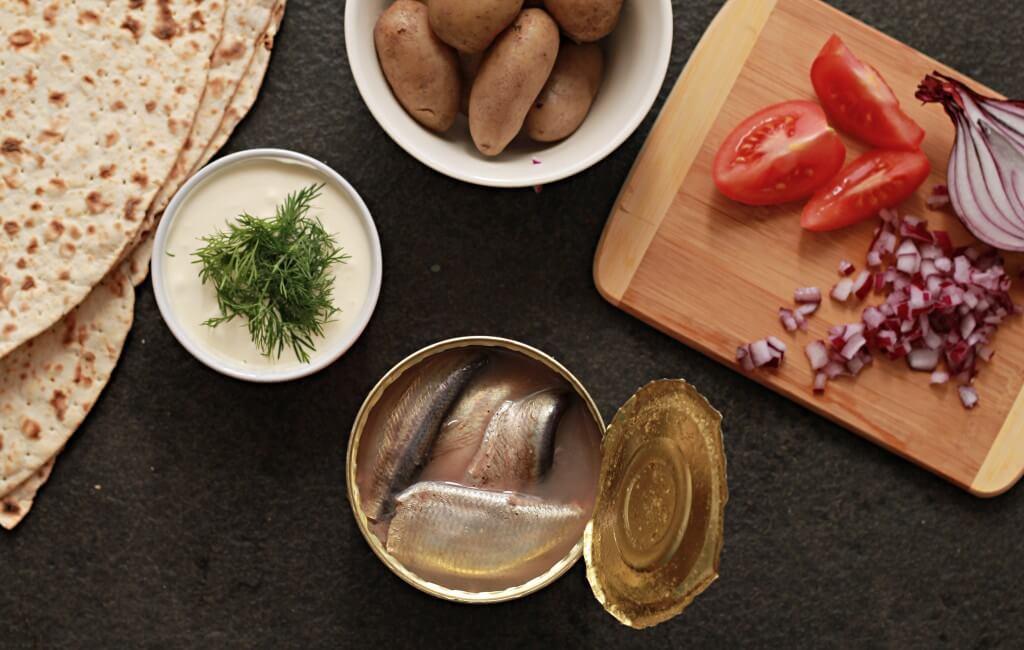 Сюрстрёмминг - тухлая рыба