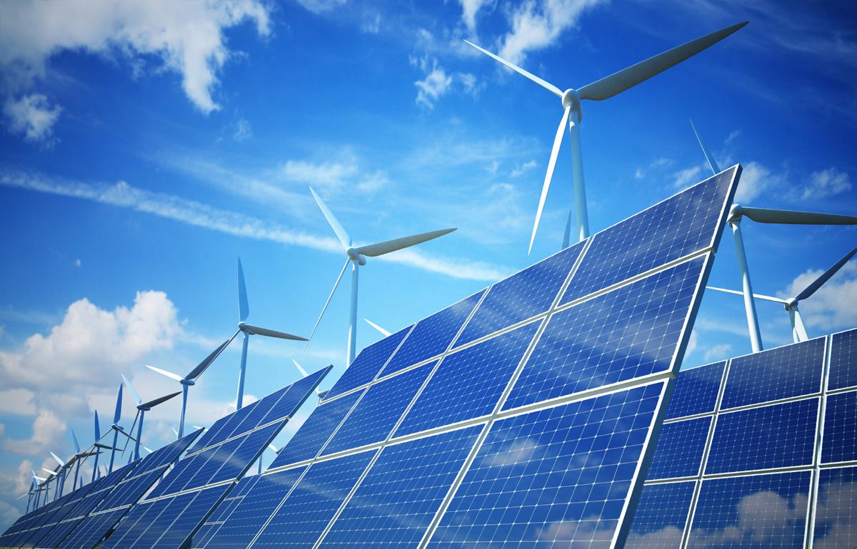 Энергия из экологически чистых источников