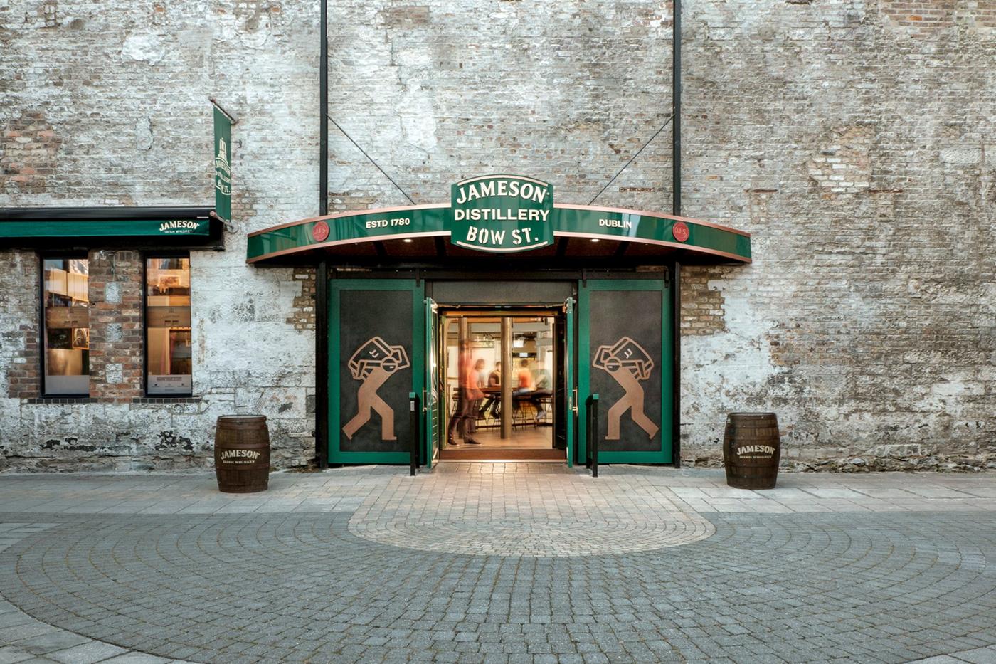 Вискикурня Jameson