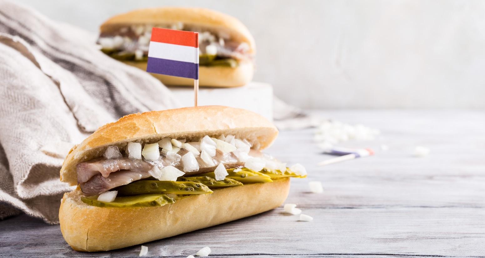 Голландская кухня