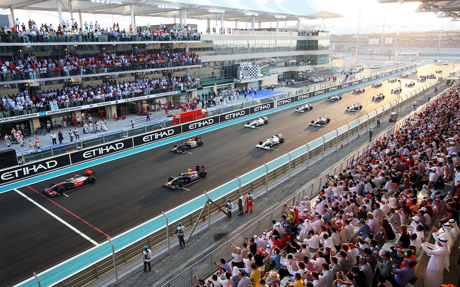 Гонки Гран-при «Формулы-1»