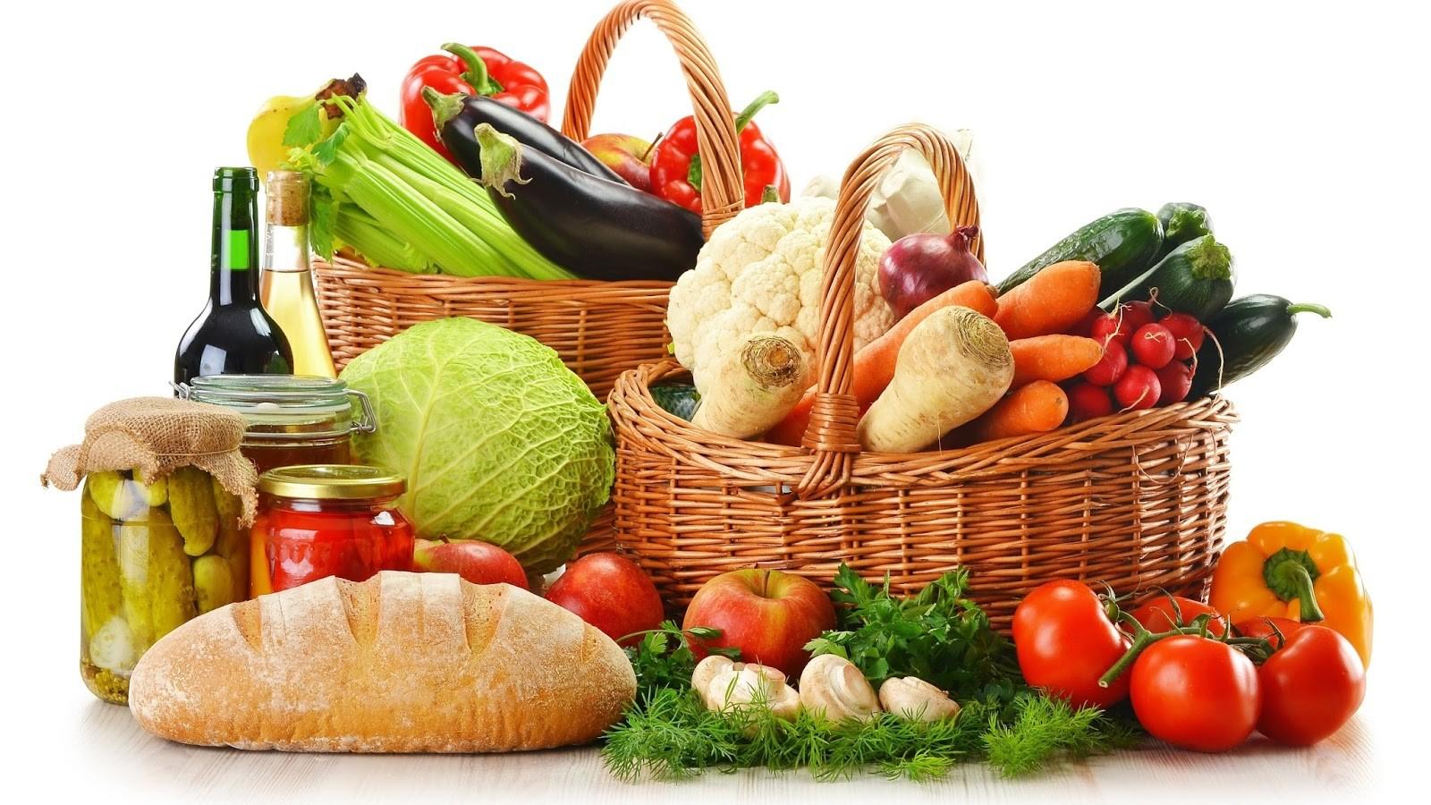 Домашние продукты питания