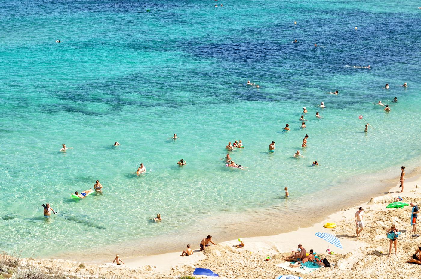 Кипр – один из наиболее солнечных островов