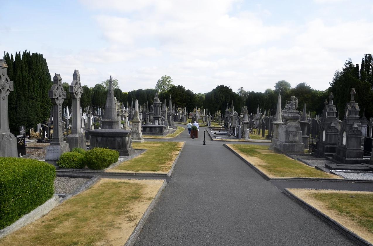 Кладбище Гласневин