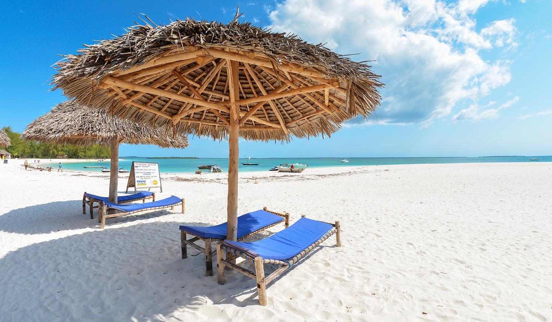 Комфортный отдых на пляже Кендва