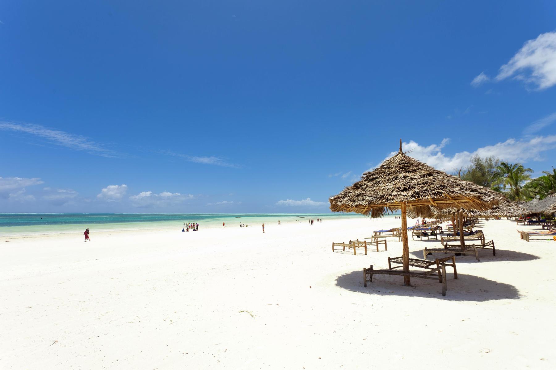 Лучшие пляжи для купания на Занзибаре