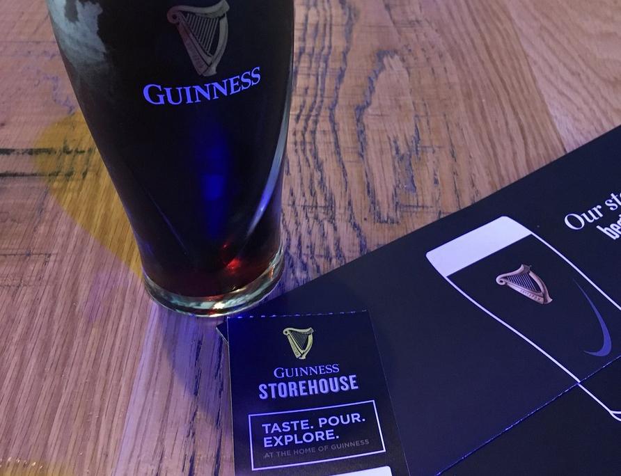 Можно обменять билет на бокал пива